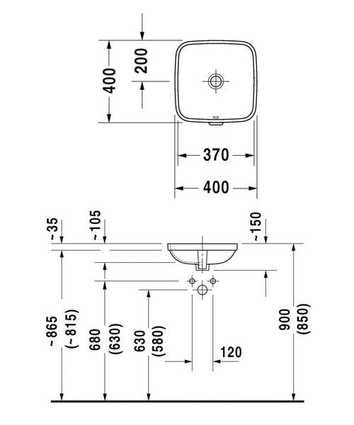 Technical drawing 4506 / 0373370000
