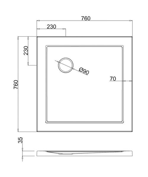 Technical drawing 45160 / Z1159