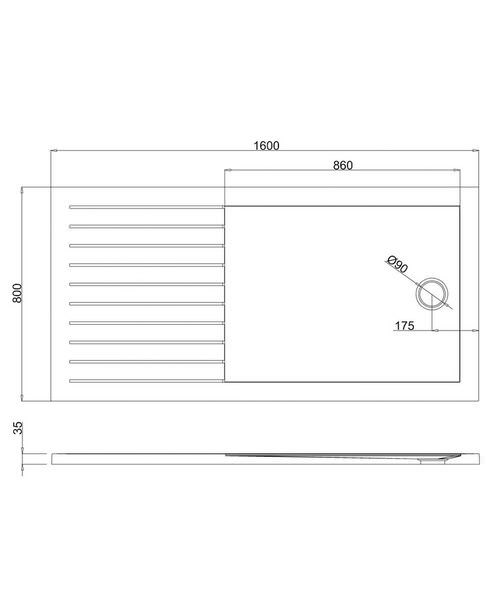 Technical drawing 45182 / Z1187