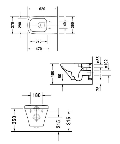 Technical drawing 4539 / 2542090000