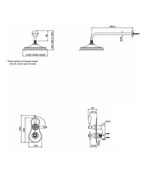 Technical drawing 45839 / VF1S