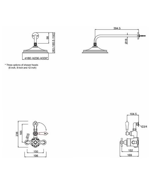 Technical drawing 45844 / AF1S