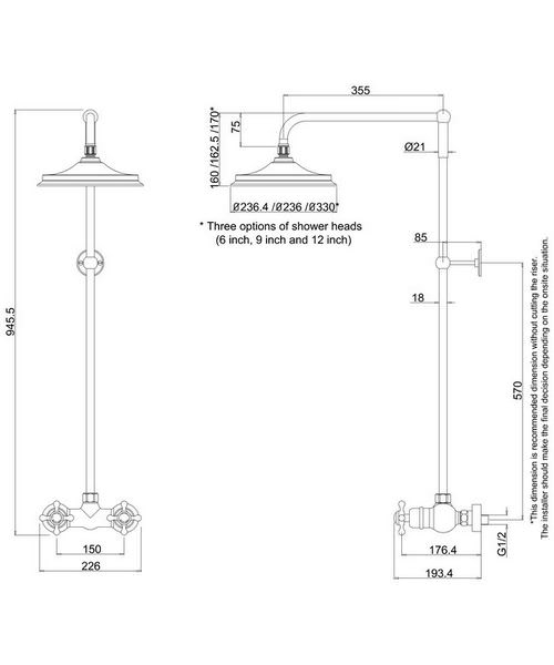 Technical drawing 45851 / BEF1S