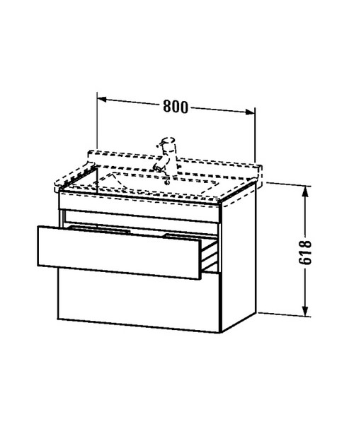 Technical drawing 4604 / 0304800000