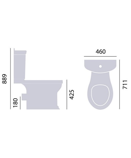 Technical drawing 46812 / PCLW00