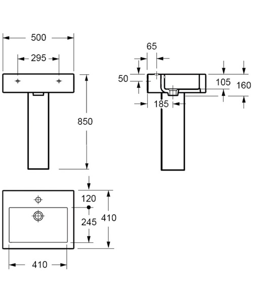 Technical drawing 46844 / LW1056