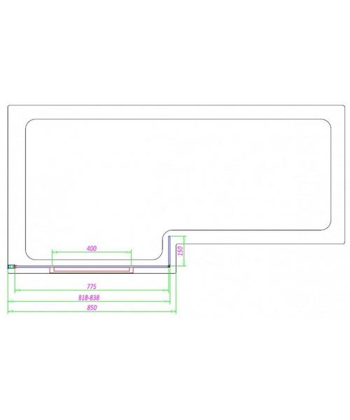 Technical drawing 46882 / PBSQSBS
