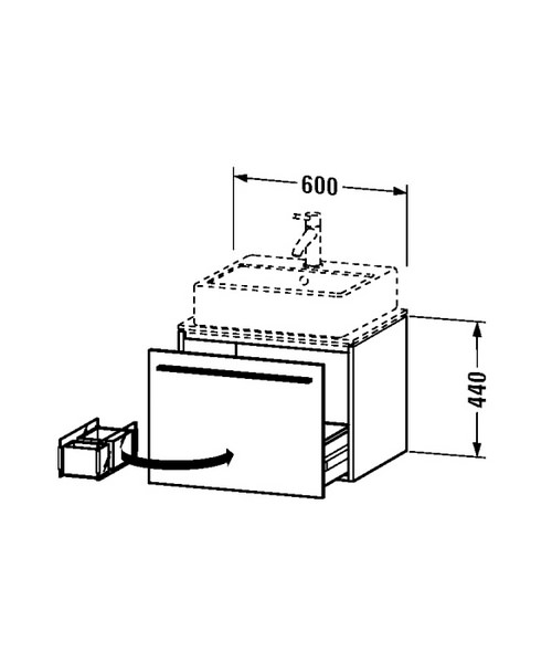 Technical drawing 4720 / XL650001818