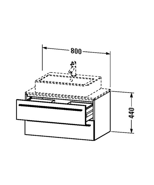 Technical drawing 4724 / XL651101818