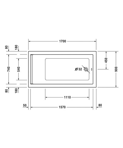 Technical drawing 4838 / 700348000000000