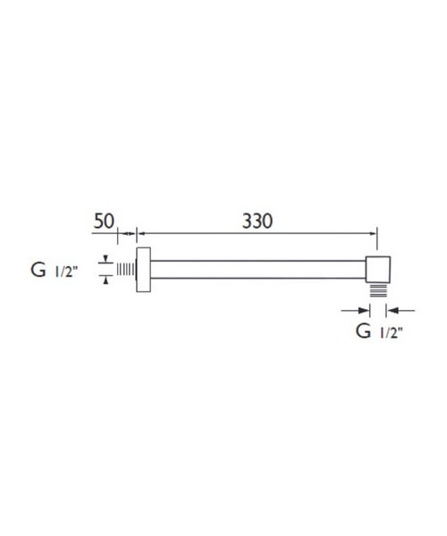 Technical drawing 4869 / ARM WASQ01 C