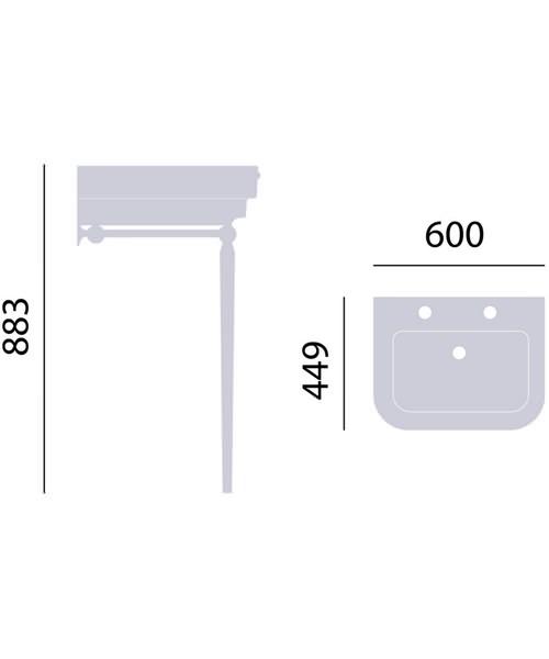 Technical drawing 49414 / PWYW051