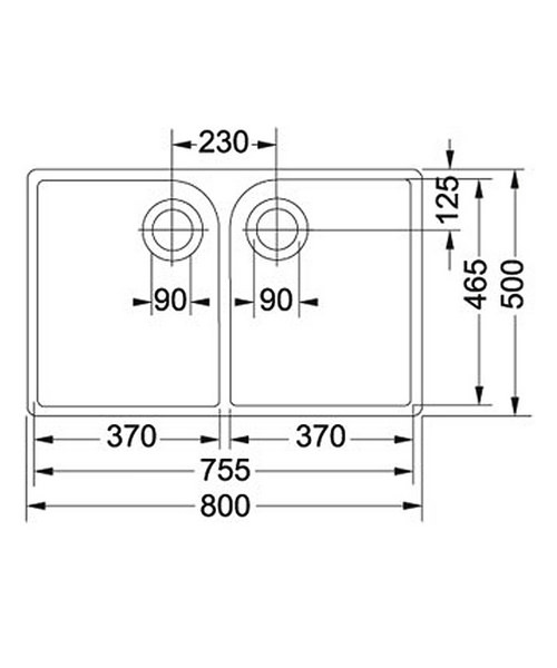 Technical drawing 5033 / 1300049876