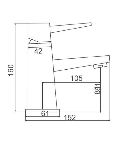 Technical drawing 50341 / PD009