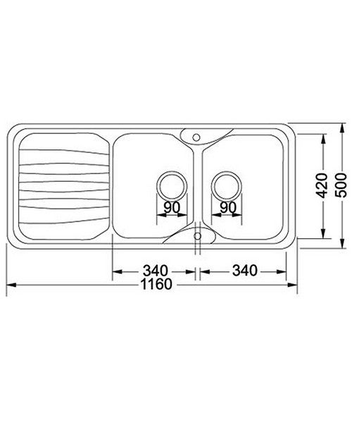 Technical drawing 5035 / 1140026826