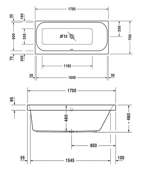 Technical drawing 50456 / 760311000JS1000