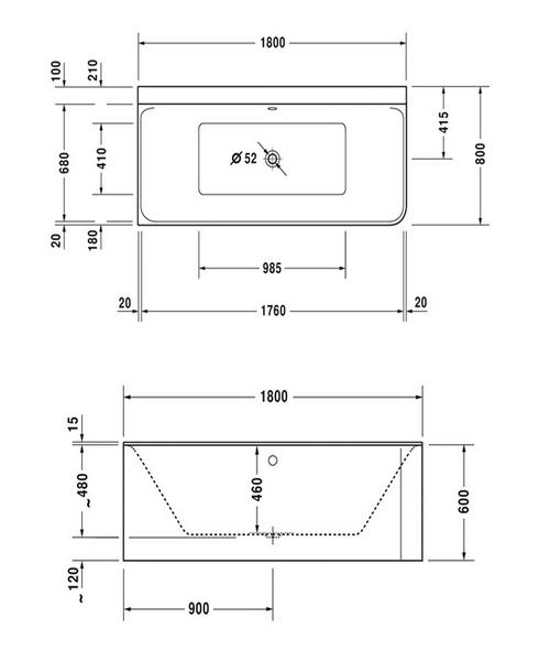 Technical drawing 50468 / 760379000JS1000