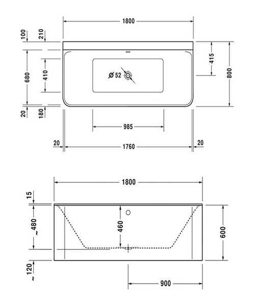 Technical drawing 50470 / 760381000JS1000