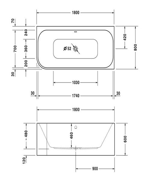 Technical drawing 50471 / 760317000JS1000