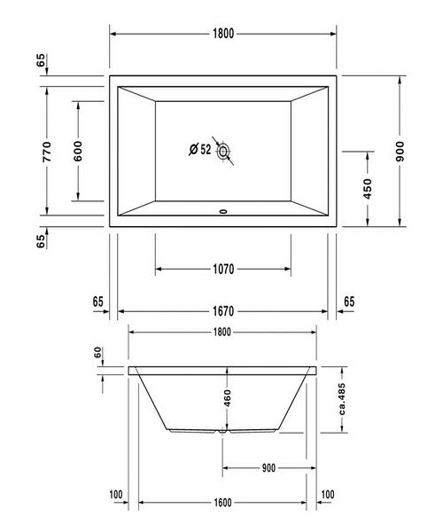 Technical drawing 50496 / 760052000JS1000