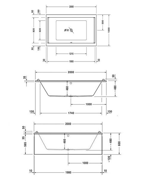 Technical drawing 50507 / 760341000JS1000