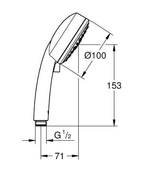 Technical drawing 51006 / 27574002