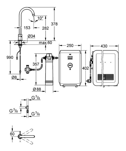 Technical drawing 51114 / 31384000