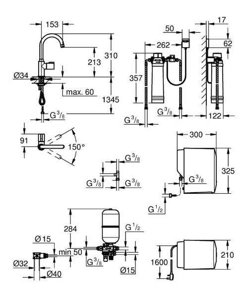 Technical drawing 51126 / 30060000