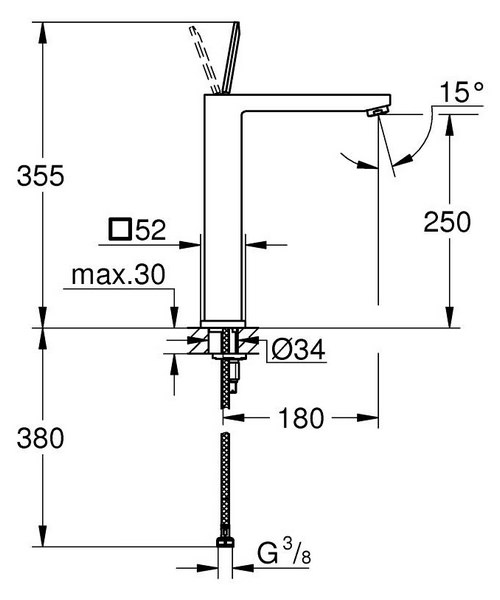 Technical drawing 51309 / 23661000