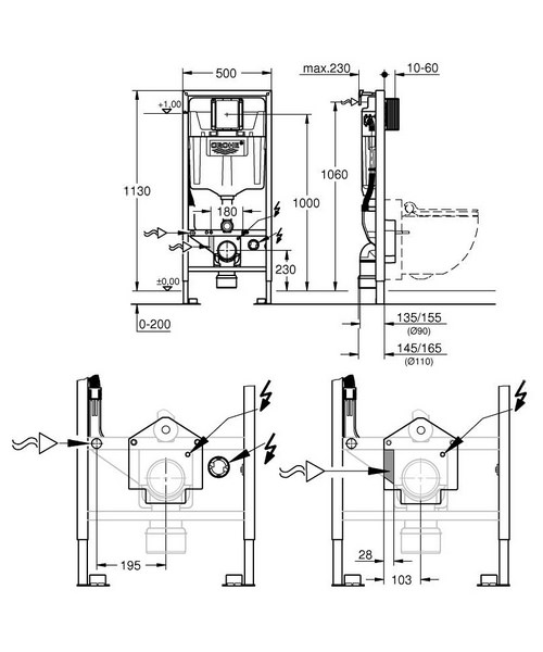 Technical drawing 51328 / 39112001