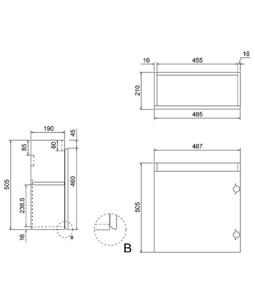 Technical drawing 51502 / AQ.1494