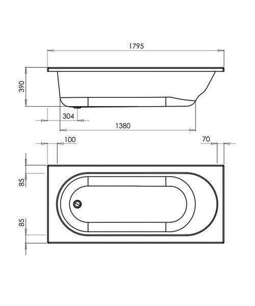 Technical drawing 52026 / EB508