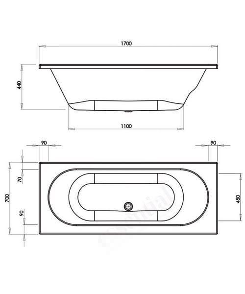 Technical drawing 52029 / EB511