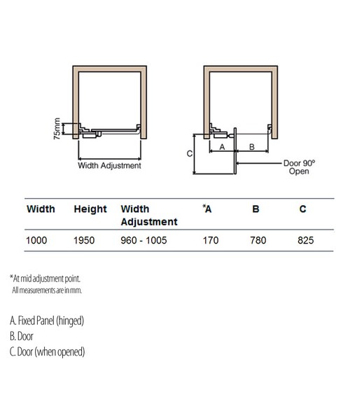 Technical drawing 5202 / LIEP1000