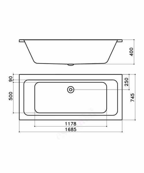 Technical drawing 52034 / EB516