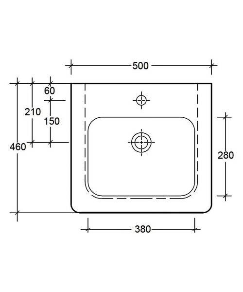 Technical drawing 52062 / EC7002