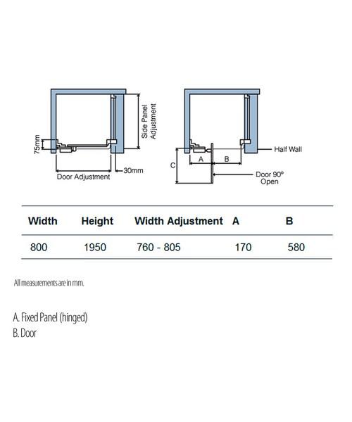 Technical drawing 5208 / LIEL800