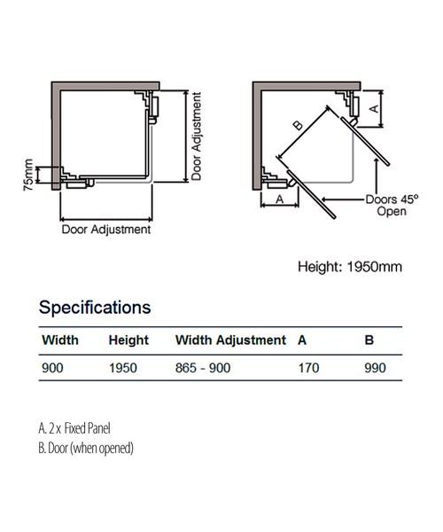 Technical drawing 5234 / LIEM900