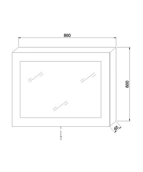 Technical drawing 5256 / LQ362