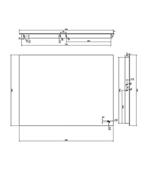 Technical drawing 5257 / LQ043