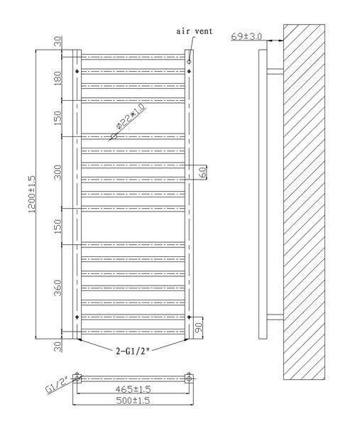 Technical drawing 53024 / RA341