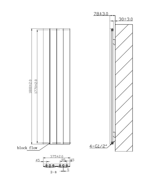 Technical drawing 53053 / RA210