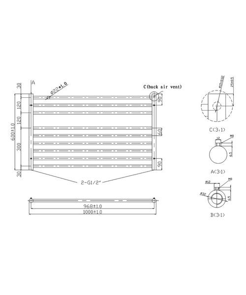 Technical drawing 53056 / RA320