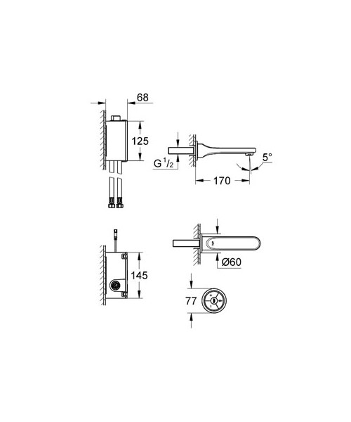 Technical drawing 5667 / 36278000