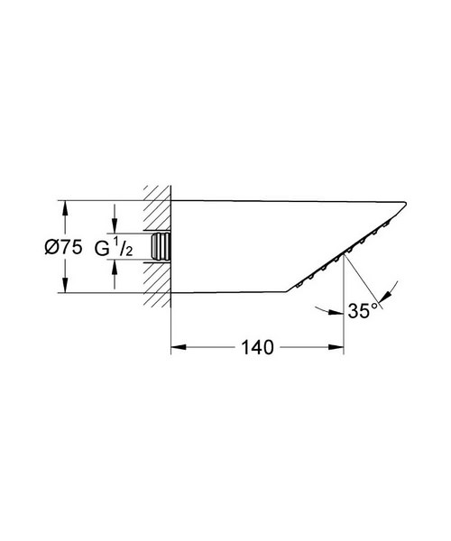 Technical drawing 5947 / 28308000