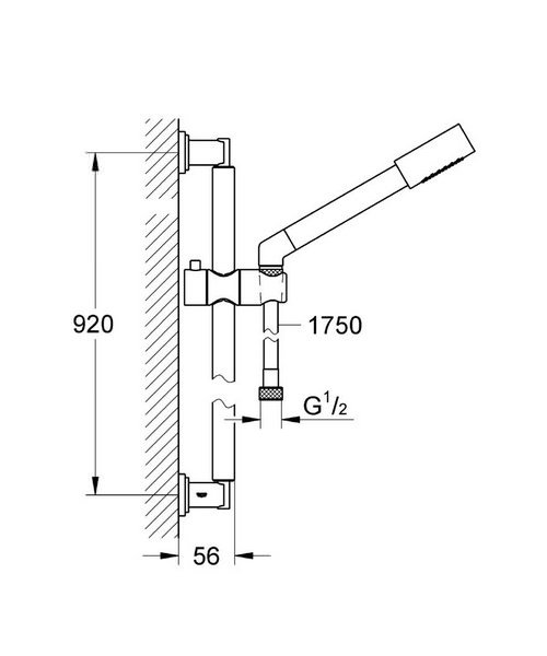 Technical drawing 5951 / 28347000