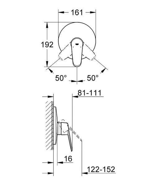 Technical drawing 5989 / 19549002