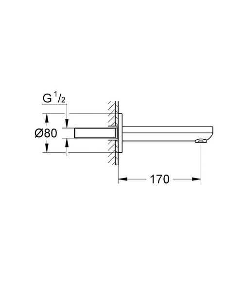 Technical drawing 5993 / 13261000