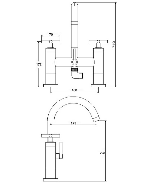 Technical drawing 6678 / TEX354