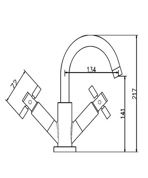 Technical drawing 6682 / TEL315